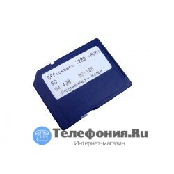 Flash карта для OfficeServ 7200 SD Samsung OS7200WSD/STD